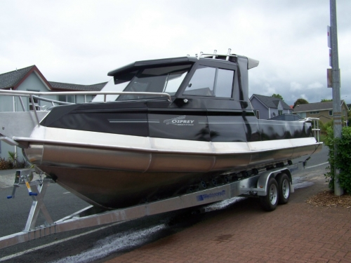 Osprey 850ht o850ht boats for sale nz for Outboard motors for sale nz