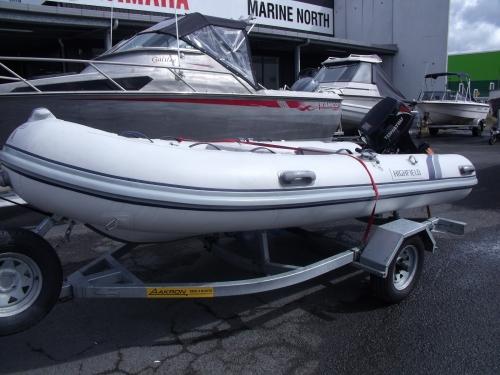 2016 Highfield 380 Rigid Hull Inflatable