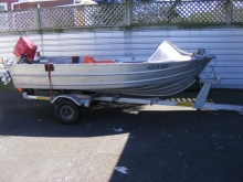 fryan dinghy