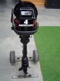 Mercury4 HP Four stroke