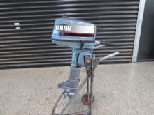 Yamaha4 HP 2 stroke