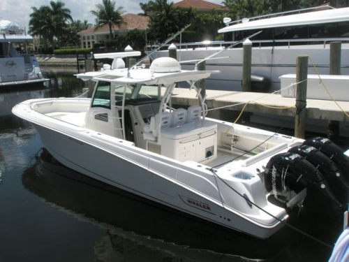 Boston Whaler 270 Outrage Ub1780 Boats For Sale Nz