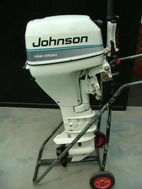 Johnson 15 Hp 4 Stroke Ub2680 Boats For Sale Nz