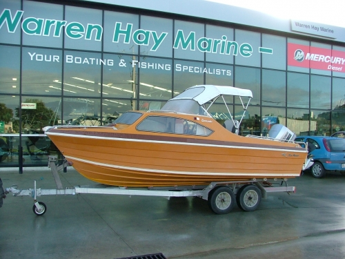 Sea Nymph Commander Ub2682 Boats For Sale Nz