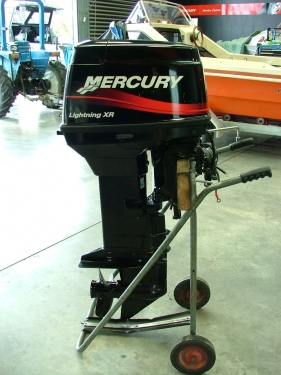 Mercury Lightning Xr 40 Elo Ub2738 Boats For Sale Nz