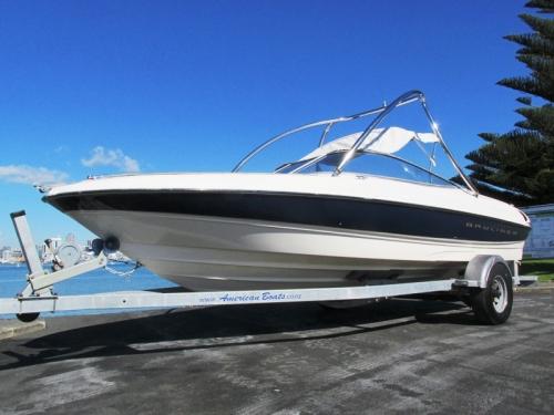 Bayliner Capri 2050 LS & Bayliner Capri 2050 LS | UB2997 | Boats for sale NZ