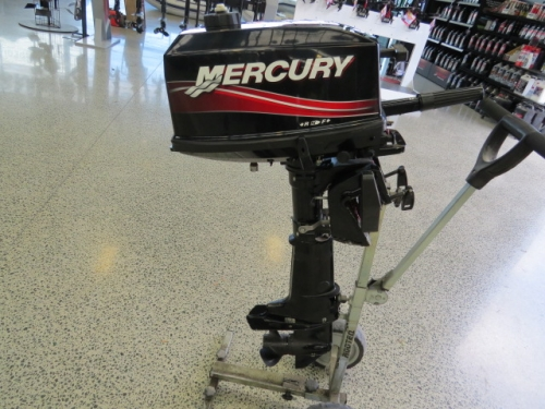 Mercury5M 2 stroke