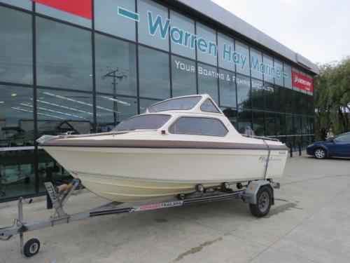 Bonito Cuddy Ub3438 Boats For Sale Nz
