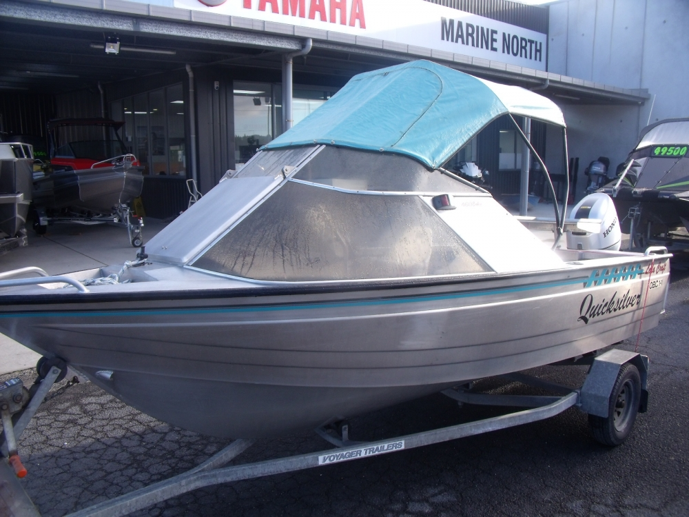 1997 Ledacraft 460 Cabin