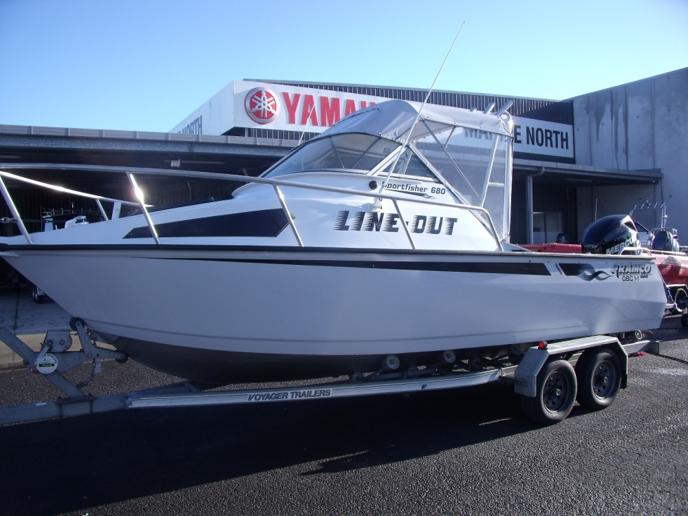 2002 Ramco 680 Sport Fisher