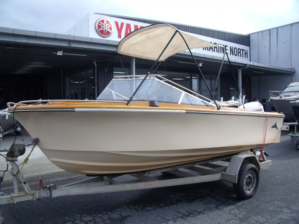 Vistacraft 16ft