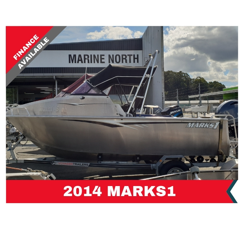 2014 Marks1 Alloy Hull