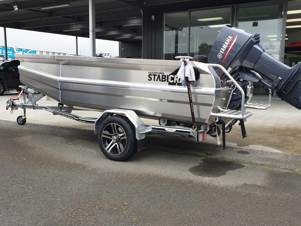 2019 Stabicraft 1410 Explorer