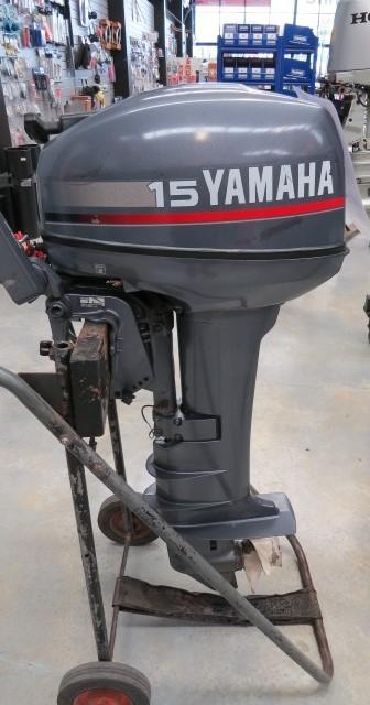 Yamaha15 FMH