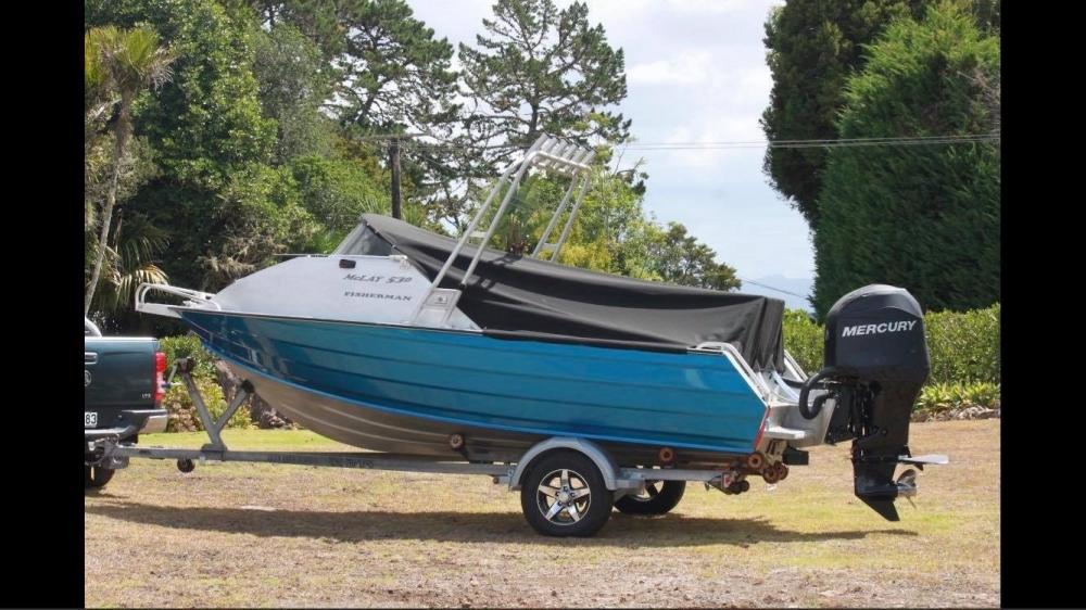 1999 McLay 530
