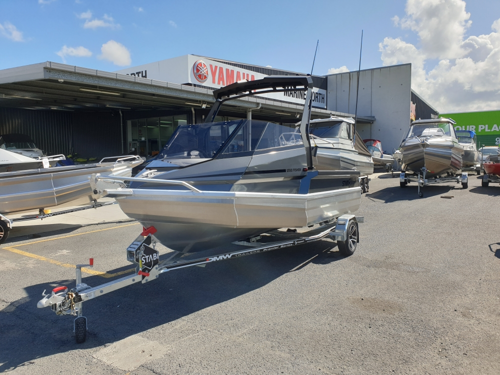 2020 Stabicraft 1550 Fisher