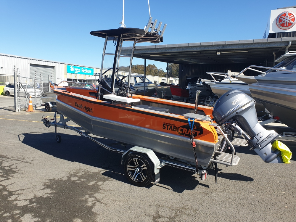 2017 stabicraft 1410 Frontier