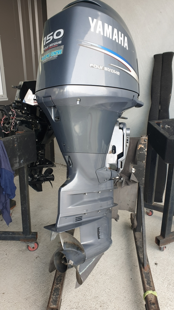 YamahaF150 FETOX