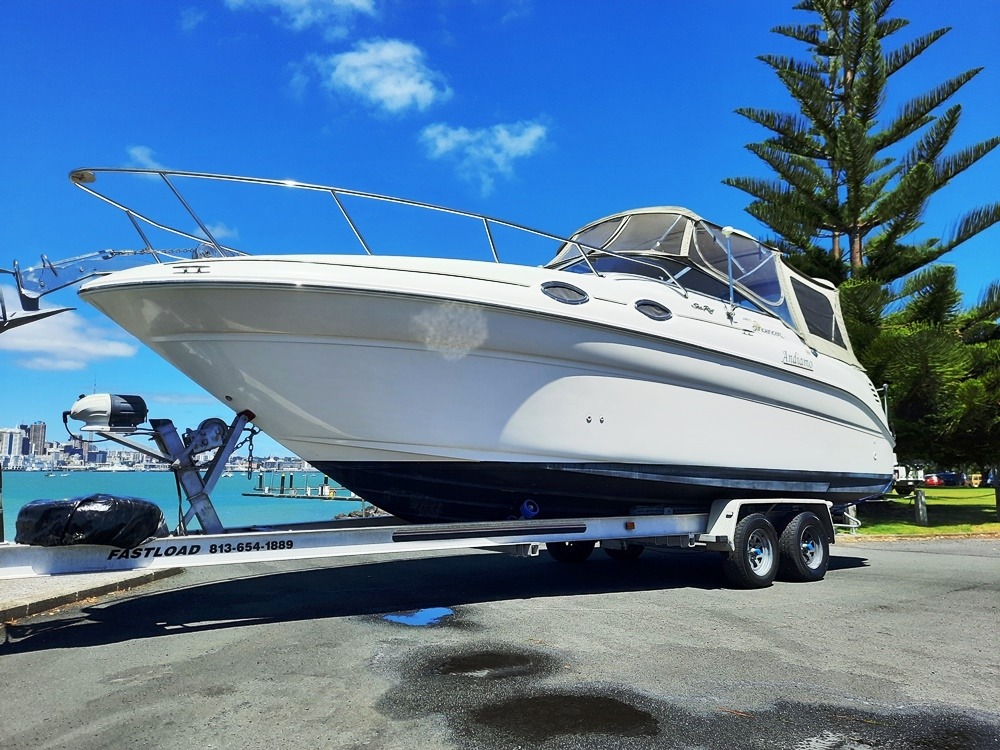 SeaRay Sundancer 260