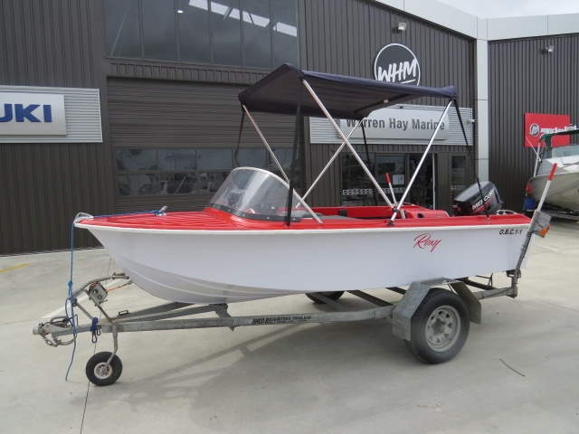Sea NymphV13 runabout