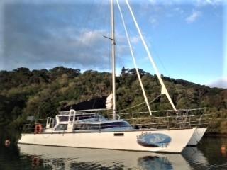 Frank PelinSnowbird Catamaran