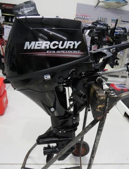 Mercury9.9MH 4 stroke