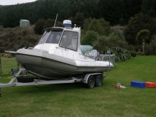 Stabicraft Pontoon