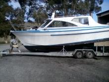 Marlborough MarinePower Boat