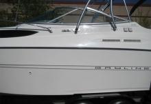 Bayliner245 Cabin Cruiser Full Enclosure