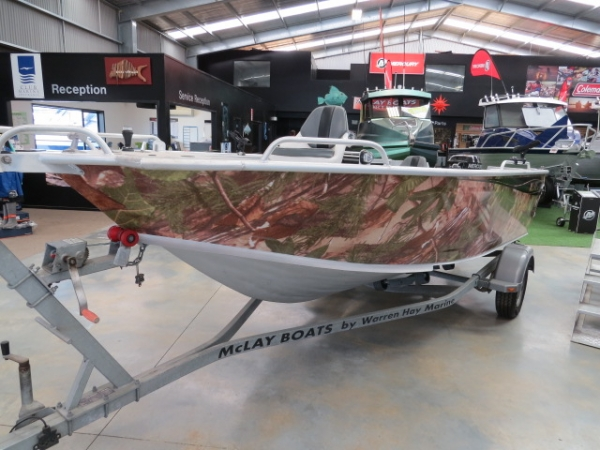 McLay481 Fortress Dinghy