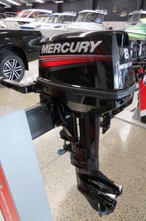 Mercury8M 2 stroke