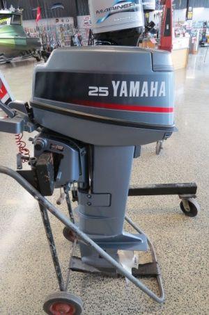 Yamaha25 L