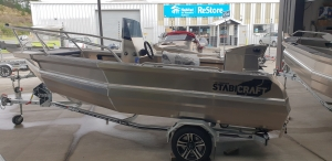 Stabicraft 1550 Frontier