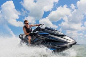 YamahaFX Cruiser  SVHO Limited